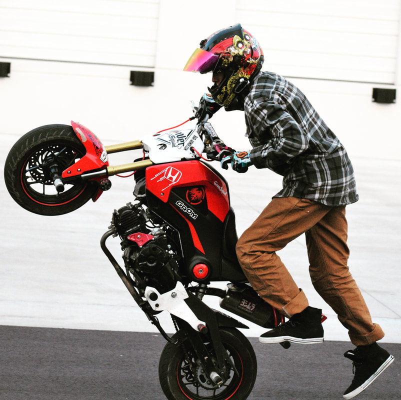 Stunt Parts High Quality And Custom Options To Make Your Own!